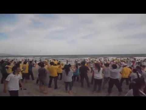 Căm trại tại bãi Thủy Tiên - Vũng Tàu 24-03-2012