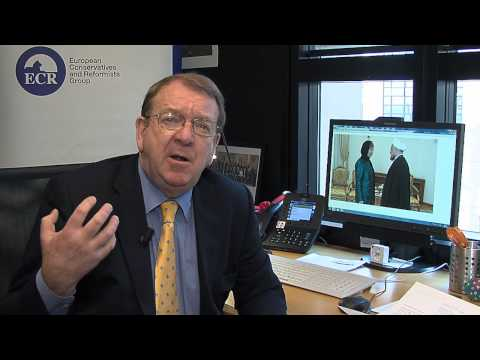 Struan on Catherine Ashton's visit to Iran
