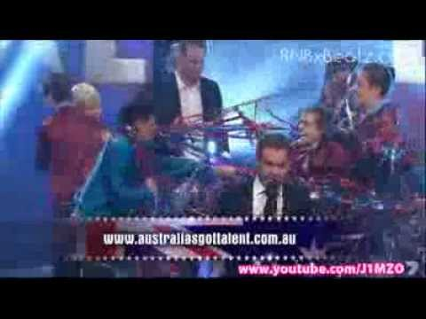 Australia's Got Talent 2011 - WINNER ANNOUNCEMENT - JACK VIDGEN