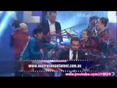 Australia's Got Talent 2011 - WINNER ANNOUNCEMENT - JACK VIDGEN