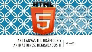 Curso de HTML 5. Parte 28