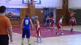 VIDEO: Krásný zápas U11 Klatovy - Plzeň