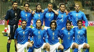 Highlights: Portogallo-Italia 1-2 (31 marzo 2004)