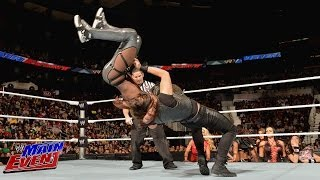 Naomi Vs. Tamina: WWE Main Event, Nov. 20, 2013