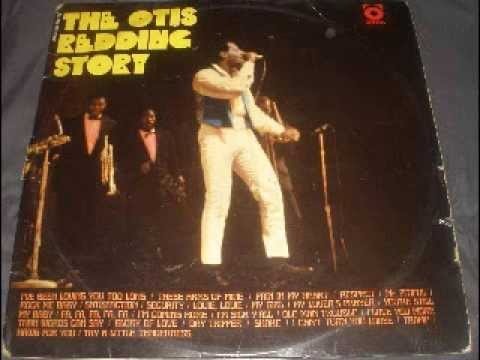 Otis Redding The otis Redding Story (vol1 face1)