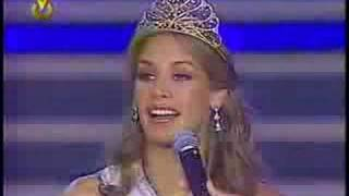 Miss Venezuela 2008. Homenaje A Dayana Mendoza.