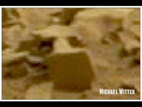 NASA Latest. Religious Icon found on Mars?  June 2013
