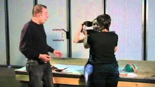 Наложение шины на шею - YouTube