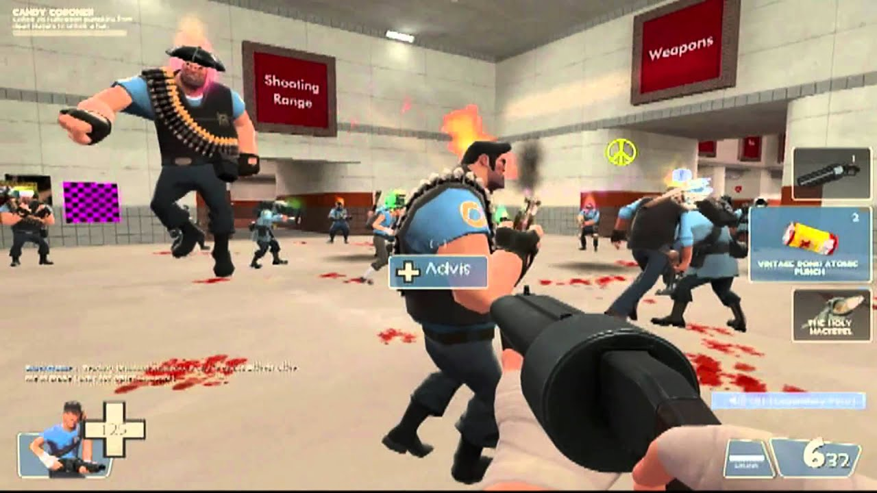 Team fortress 2 trading servers
