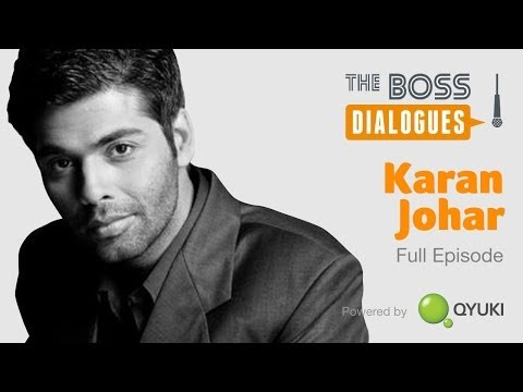 Karan Johar gets unapologetically candid | The Boss Dialogues | Full Episode