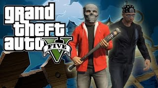 GTA 5 Online Halloween Special! (Party, Trick Or