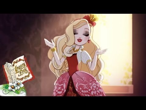 Raven's Tale: The Story of a Rebel | Ever After High™