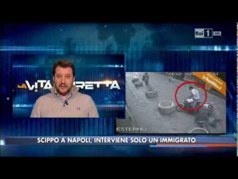 Non è questione di colore della pelle: l'Italia è vittima di un'invasione incontrollata