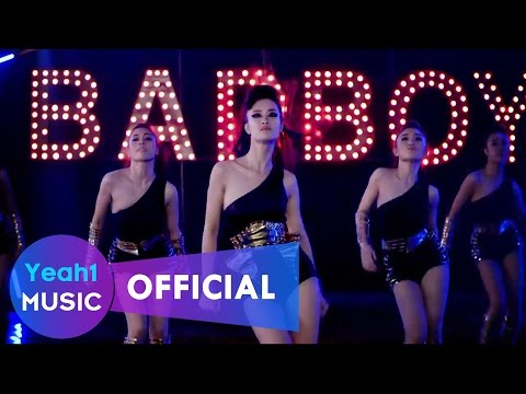 BAD BOY - Đông Nhi (Official Music Video 4K)