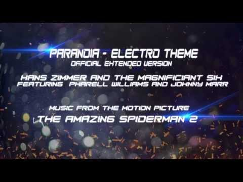 Paranoia (Electro's Theme) - Hans Zimmer & The Magnificent Six [The Amazing Spiderman 2]