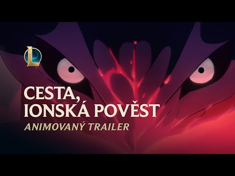 League of Legends - Cesta, ionská povesť