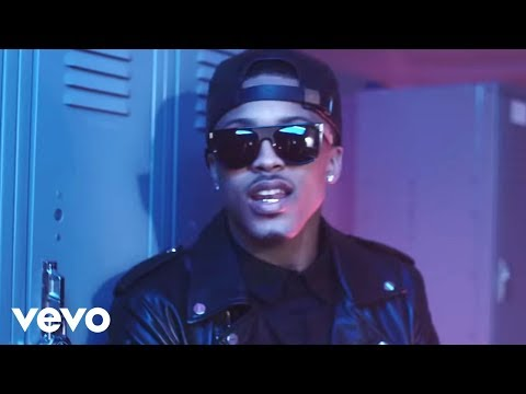"August Alsina feat: Fabolous "" Get ya money """