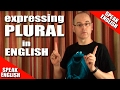 Learning English Lesson 74 PLURAL ENGLISH, Mr Duncan Learning English