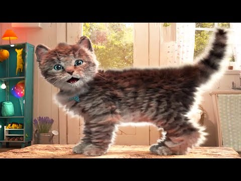Fun Pet Care Game - Little Kitten Adventures (New Update) - Play Costume Dress-Up Party Gamepaly
