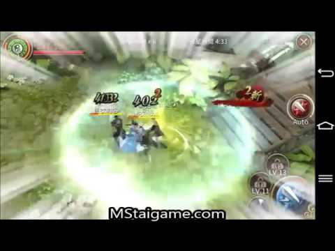Chơi thử game song long truyền kỳ - mstaigame.com