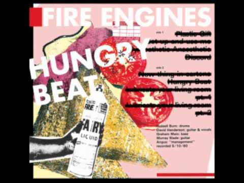 42. Fire Engines CandyskinPOP:AURAL 7-INCH | 1981