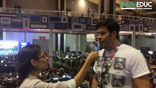 InovEduc Entrevista - Tonico Novaes, Diretor Campus Party Brasil