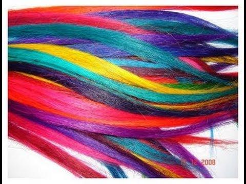 Como fazer mechas coloridas no cabelo ?, MAIS INFORMAÇÕES: http://niinasecrets.com/2011/09/26/como-fazer-mechas-coloridas-no-cabelo/ Blog: niinasecrets.com e-mail: niinasecrets@hotmail.com twitter: ...