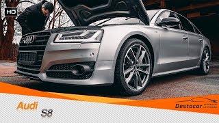 Audi S8 СТОИМОСТЬЮ 196.000 ЕВРО!!     КОМФОРТ и ДРАЙВ в одном АВТО!! Денис Рем Дестакар