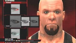 WWE 2k14 The Undertaker 2014 CAW Formula