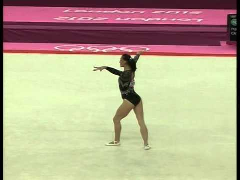 Catalina Ponor EF FX 2012 Olympics PERFECT