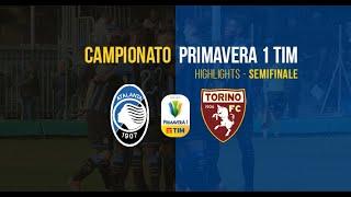 Semifinale Primavera 1 TIM   Atalanta-Torino 4-3, gli highlights