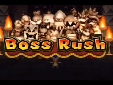 Mario Party 9: Boss Rush Mode, Playing through the twelve bosses in the game Contains Spoilers so watch out! Follow me on Miiverse: Mariomario999 Check out my Facebook: https://www.faceboo...