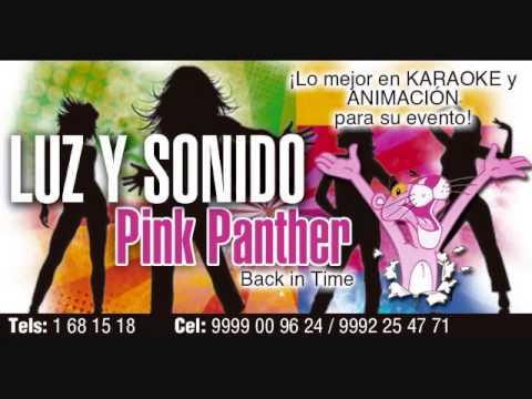 Luz y Sonido PINK PANTHER INTRO DJ Alan Beatt!