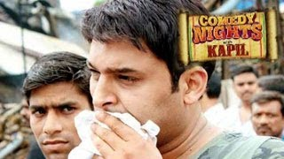 Comedy Nights Kapil BREAKS DOWN On The SETS Of Comedy