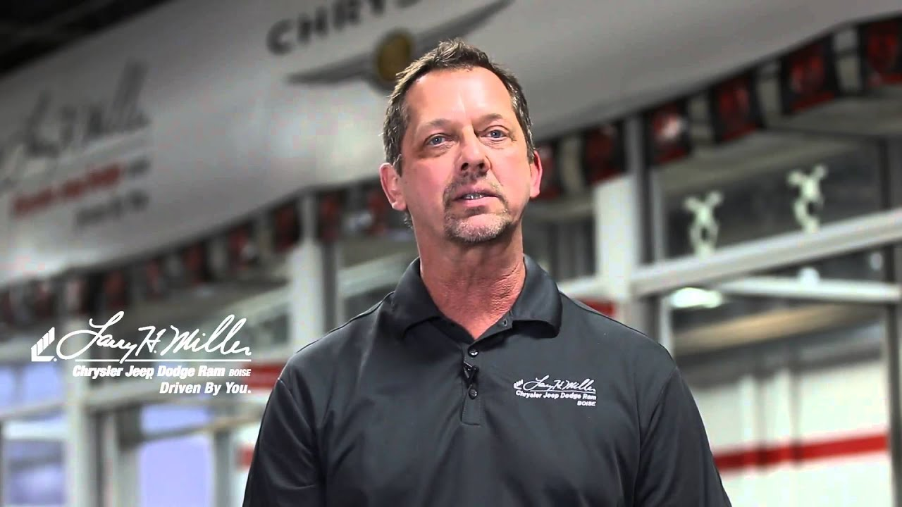 center at larry h miller chrysler jeep dodge ram boise youtube. Cars Review. Best American Auto & Cars Review