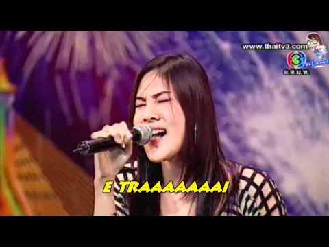 Karaokê do Pânico -  Bell Nuntita -Thailand's Got Talent - Legendado em Português Brasil