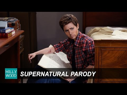 Supernatural Hillywood Show Parody,