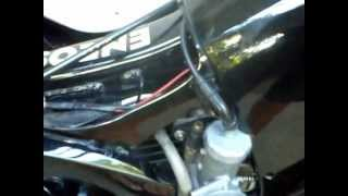 HONDA WAVE 125 / 57MM BORE / NAMBAN RACING PIPE