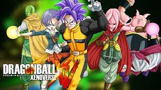 Dragon Ball Xenoverse Character Creation CONFIRMED