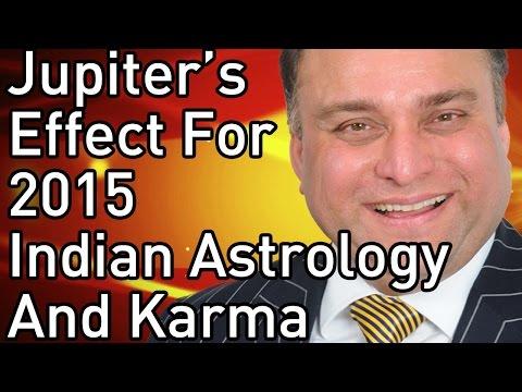 Indian Astrology & Karma For Jupiter's Effect For 2015 In English | Prakash Astrologer
