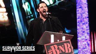 Survivor Series 2014 Kickoff: regreso de Bad News Barrett