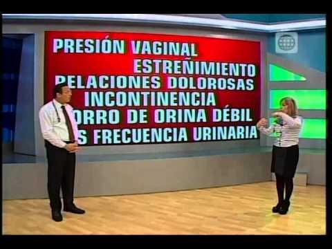 Dr. TV Perú (06-10-2014) - B1 - Tema Del Día: El Prolapso