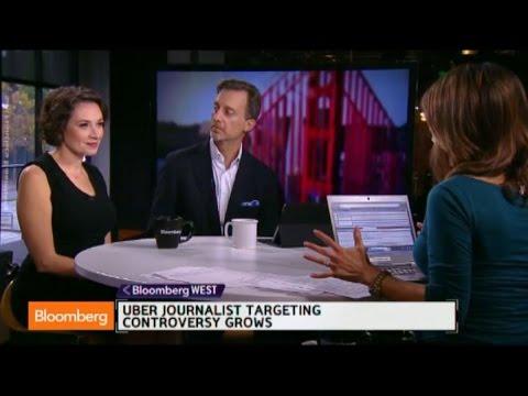PandoDaily's Sarah Lacy Says Uber Threatened Her