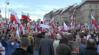 """Obudź się Polsko"" - relacja video"