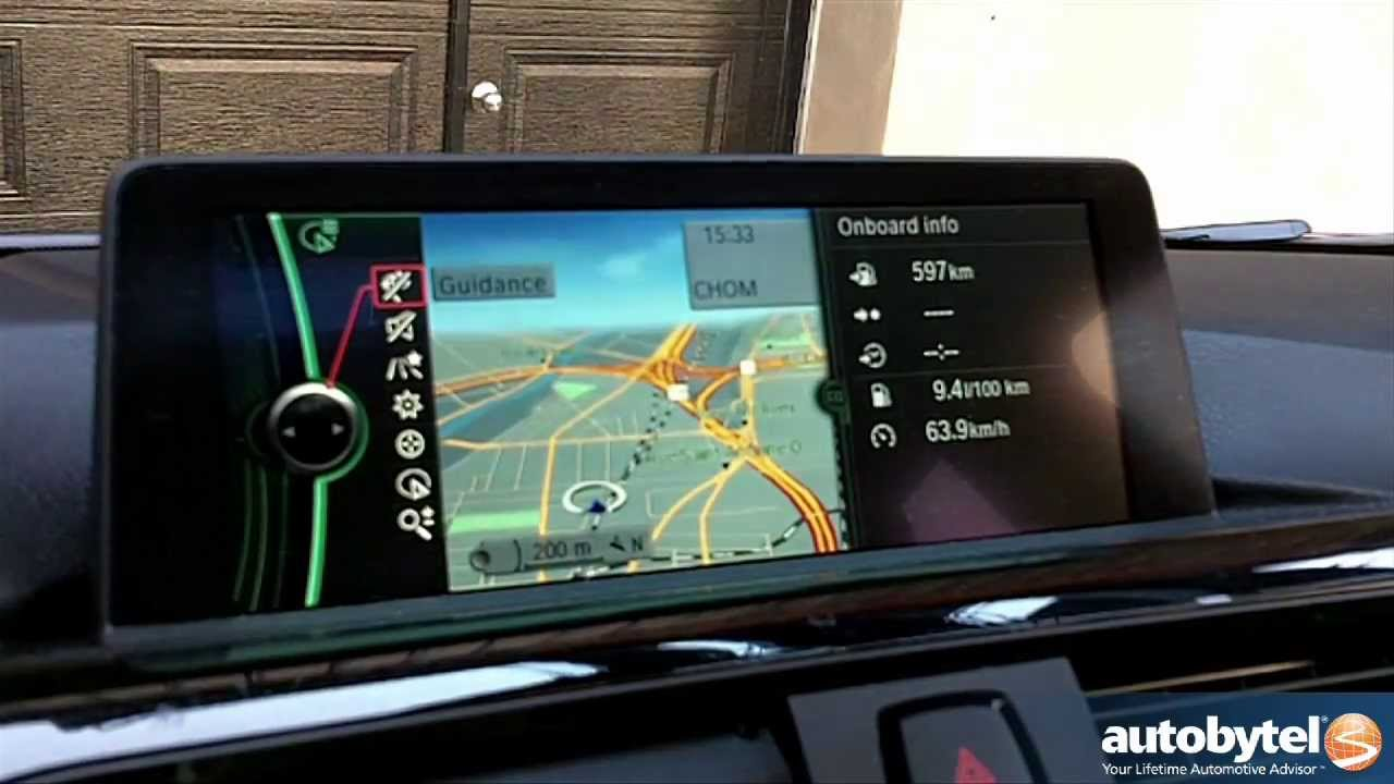 Bmw Idrive System Test And Review Video Abtl Auto Extras