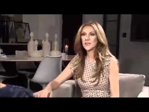 Celine Dion - Interview- Vegas 2011.