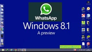 How To Install Whatsapp On PC Laptop & Desktop (MAC