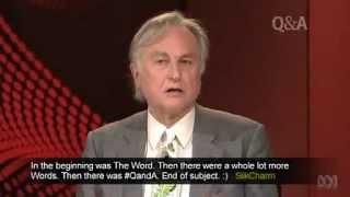 Richard Dawkins vs Cardinal George Pell on Q&A