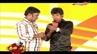 Tamil Comedy Mimicry – Goundamani with Surya and Kamal Haasan