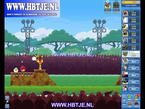 Angry Birds Friends Tournament Week 89 Level 6 high score 164k (tournament 6)